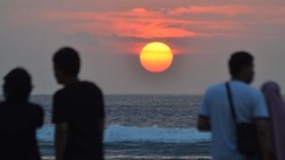 NASA Rilis Video Pergerakan Matahari Selama 10 Tahun