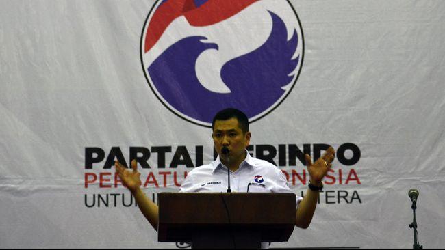 Gagal lolos ke DPR meski mengeluarkan dana besar untuk iklan televisi, Perindo dipandang tak memiliki tokoh mumpuni.