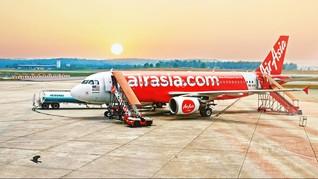 AirAsia Potong Gaji, PHK Opsi Terakhir di Tengah Corona