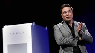 Elon Musk Tepis Kabar James Murdoch Jadi Pimpinan Tesla