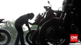 Polisi Panggil Rombongan Pemotor Terobos Ring 1 Istana Besok