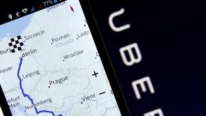 Izin Uber di London Tak Diperpanjang, Twitter Seketika Gaduh
