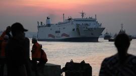 Kapal Tol Laut Angkut 21 Kontainer Sembako ke Papua