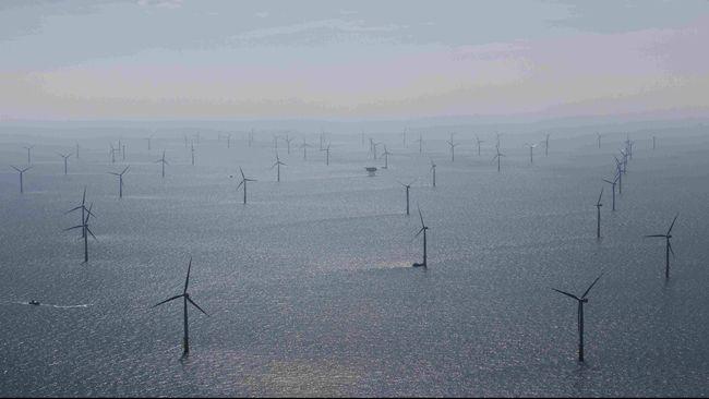 Ilmuwan mendapati bahwa memanen energi dari angin yang ada di samudera ternyata lebih berpotensi besar ketimbang di daratan. Seberapa besar potensinya?