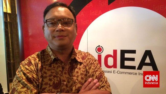 Ketua Umum idEA Daniel Tumiwa menilai beberapa isi RPP E-commerce sangat mengkhawatirkan dan berpotensi mematikan industri jual-beli online.