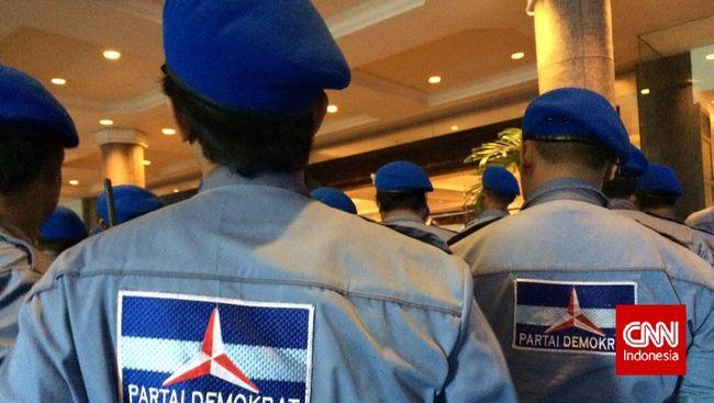 Pengurus Demokrat Sumatera Utara tak mau wilayahnya jadi tempat acara kelompok yang ingin melengserkan AHY.