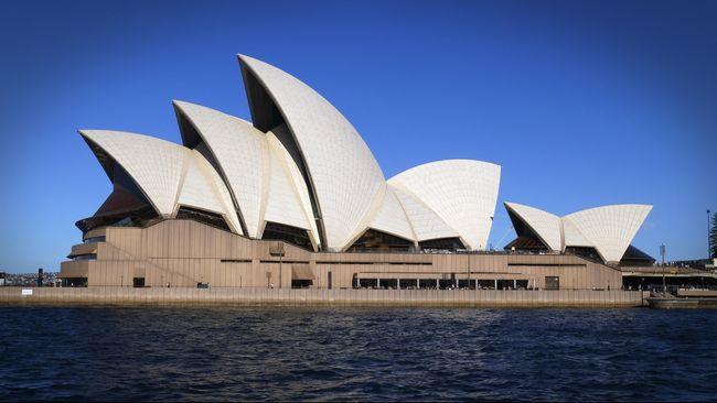 Sekitar 500 orang dievakuasi akibat kebocoran gas di Opera House Sydney, Australia, pada Selasa (23/4).