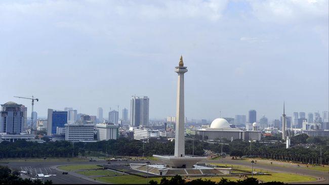 Jakarta diproyeksikan bisa menjelma menjadi kota pintar serupa Seoul, Korea Selatan atau Tokyo, Jepang sebelum 2025.
