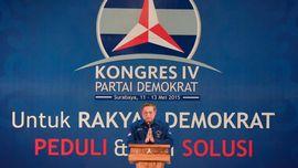 SBY Lecut Kader dengan Lima Agenda Besar