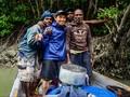Agustinus Wibowo Menjamah Perbatasan Papua