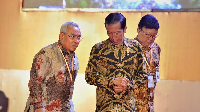Gubernur Kaltim Isran Noor menyebut Presiden Jokowi pasti masuk surga karena berhasil merealisasikan pemindahan ibu kota.