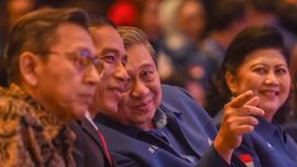 Dominasi SBY Lestari Atur Haluan Partai Demokrat