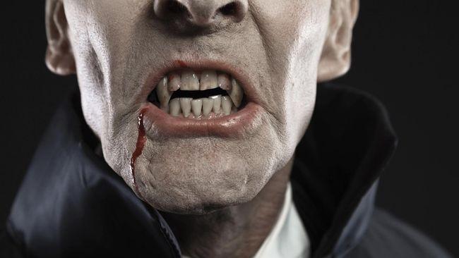 Vampir Di Dunia Nyata Takut Temui Dokter