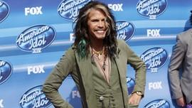 Konser Aerosmith Batal, Steven Tyler Bantah Serangan Jantung