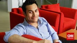 Arifin Putra: di Film Berantem, di Rumah Memasak