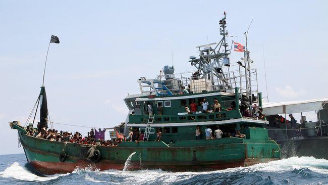 Setelah mengadakan pertemuan dengan Malaysia dan RI, Thailand menyatakan tidak akan mengembalikan imigran yang terdampar di perairan negara itu.