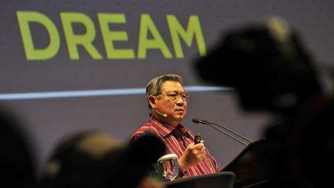 SBY mengatakan Demokrat kerap mendapatkan serangan yang keras, masif, dan sistematis saat menyampaikan pandangan yang berbeda dengan pemerintah.