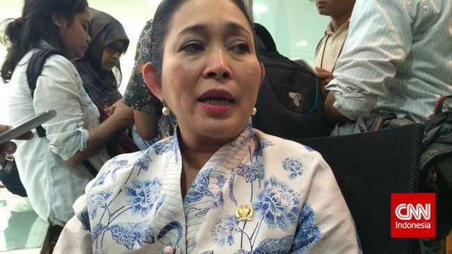 Titiek Soeharto, Trah Cendana di Elite MPR