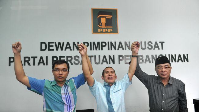 Partai Persatuan Pembangunan membantah pernah memberikan dukungannya untuk Basuki Tjahaya Purnama pada Pilgub DKI Jakarta 2017 lalu.