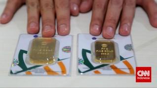 Antam Siapkan Mahar Emas Nikah Massal Pesanan Sandiaga