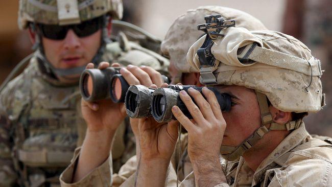 Menyusul serangan pekan lalu, Pentagon melarang tentara dan personel sipil AS melakukan perjalanan yang tidak terkait dengan pekerjaan ke Paris.