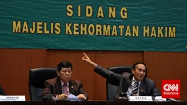 Pukulan Komisi Yudisial untuk Hakim Pelanggar Kode Etik