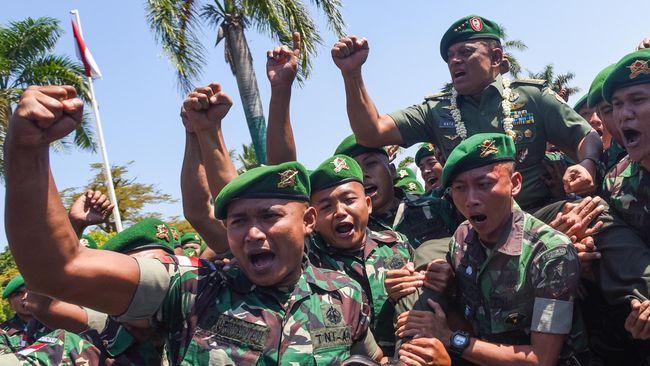 Meski Presiden Jokowi memilih calon Panglima TNI dari KSAD, Menteri Tedjo yakin hal itu tidak akan menyebabkan gesekan dengan KSAL ataupun KSAU.