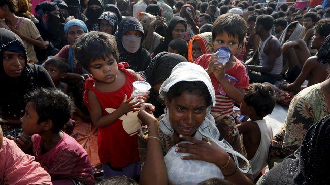 Etnis Rohingya di Myanmar dianggap sebagai bangsa yang paling tertindas sejagat, karena mengalami persekusi dan tak ada yang mau mengakui mereka.