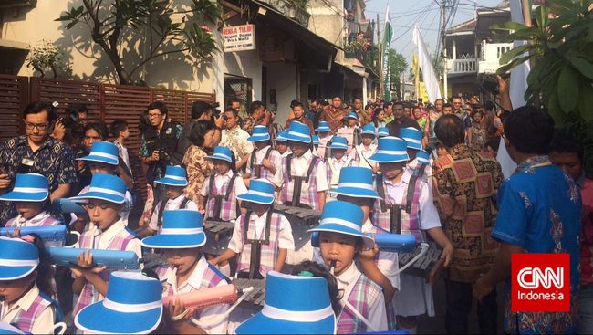 Jakarta Belum Jadi Kota Ramah Anak & Perempuan di Usia 488