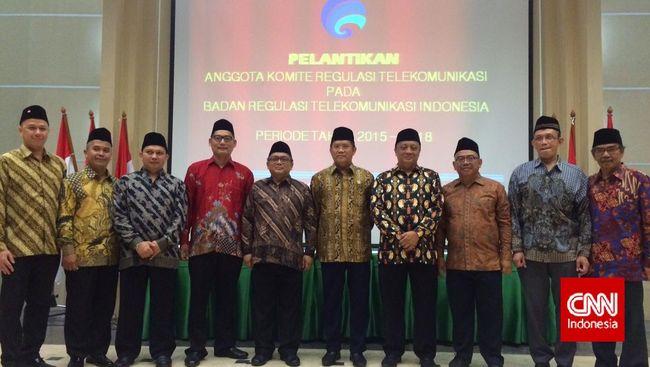 BRTI, yang dibubarkan Jokowi, disebut sebagai amanat internasional untuk menghadirkan regulator independen telekomunikasi di Indonesia.