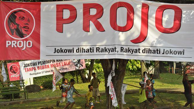 Dewan Pimpinan Projo menuding ada oknum yang menggunakan KPK untuk memuluskan kepentingan sendiri, sehingga pihaknya turut mendukung revisi UU KPK.