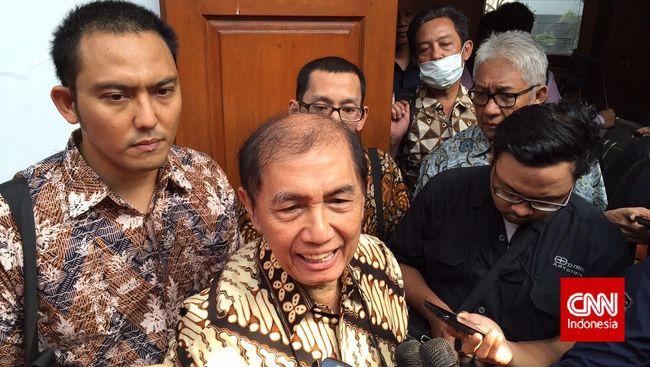 Rapat tersebut dilakukan untuk menentukan langkah selanjutnya yang akan dilakukan KPK atas keputusan yang menggunggurkan penetapan tersangka Hadi Poernomo.