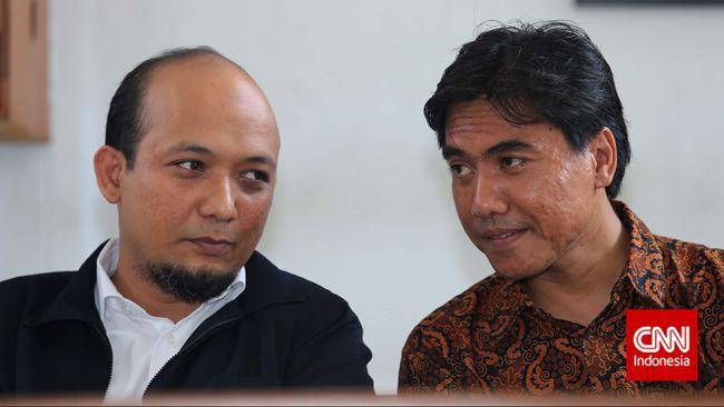 Sidang perdana Senin lalu di Pengadilan Negeri Jakarta Selatan ditunda karena Polri tak mengirimkan perwakilannya untuk menghadiri sidang.