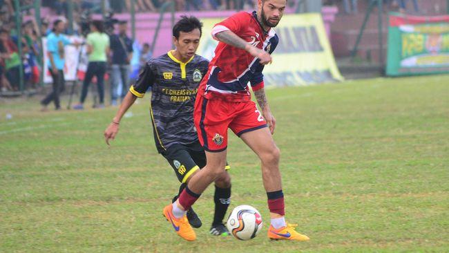 Diego Michiels sudah tiga kali melakukan tindak penganiayaan di luar pertandingan setelah kasus terbarunya menganiaya manajer kelab malam di Samarinda.