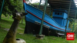 Meniti Jejak Pelarian Vietnam di Pulau Galang