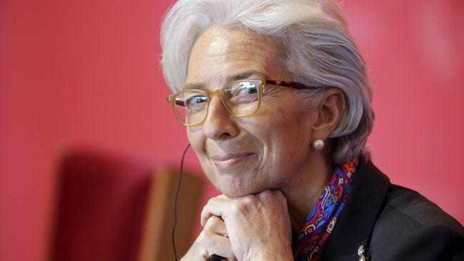 Direktur Pelaksana IMF Christine Lagarde menilai ekonomi Indonesia dikelola dengan sangat baik. Ia menyebut Indonesia tak membutuhkan pinjaman IMF.