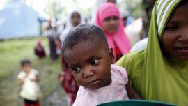 Bantu Rohingya, Qatar Janji Berikan Rp658 Miliar untuk RI