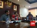 SK Pembekuan PSSI Tak Dicabut, DPR Siapkan Hak Kelembagaan