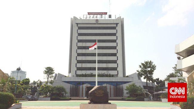 Kantor Kemenpora (CNN Indonesia/ M. Arby Rahmat)