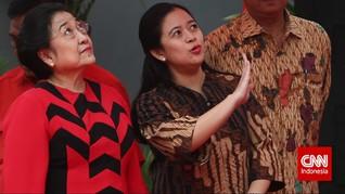 Ingin Tahu soal Kekurangan Gizi, Mega Tanya Menteri Puan