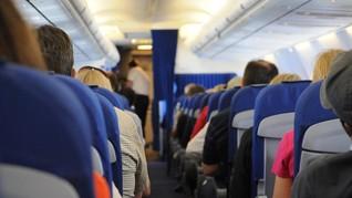 Studi Temukan Kemungkinan Penularan Covid-19 di Pesawat