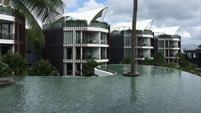 Manajemen Le Meridien membantah kabar hotelnya dijual di situs jual beli online. Manajemen menegaskan kabar tersebut hoaks.