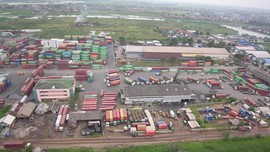 JK Resmikan Kantor Pusat Kawasan Berikat Nusantara