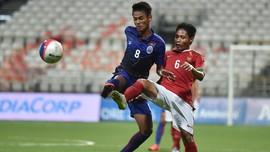 Momen Manis Timnas Indonesia U-19 Juara Piala AFF 2013