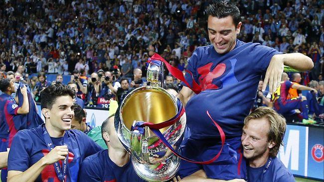 Lionel Messi merasa sudah menemukan sosok Xavi Hernandez di pemain muda Barcelona yang baru bergabung musim ini dari Brasil