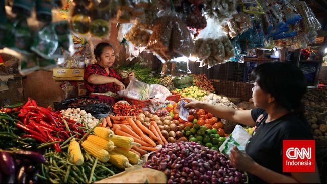 Survei BI pekan pertama Desember menunjukkan Indeks Harga Konsumen (IHK) mengalami inflasi sebesar 0,3 persen secara bulanan (month-to-month/mtm).