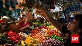 Pedagang Pasar Heran Jokowi Baru Curigai Permainan Sembako