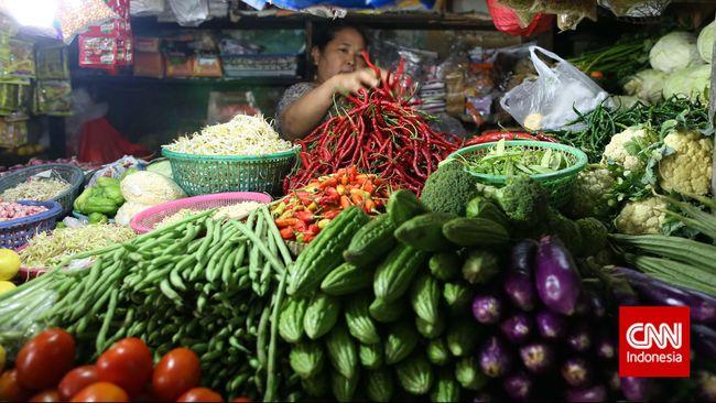 BI meramal tingkat harga mengalami deflasi 0,01 persen pada September ini. Deflasi disumbang telur ayam, daging ayam dan bawang merah.