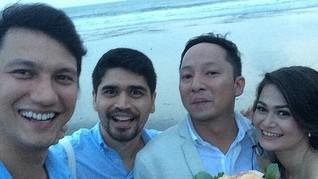 Ringgo Agus Rahman, 'Jomblo' Terakhir yang Akhirnya Menikah