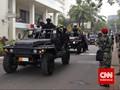 Gultor TNI Latihan Antisipasi Anti-Teror Jelang Asian Games